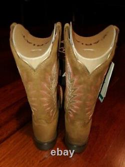 Ariat Womens Hybrid Rancher H2O Pebbled Tan Waterproof Insulated Cowboy Boots