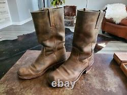 FRYE Cavalry 12L Boots Mens Size 10.5