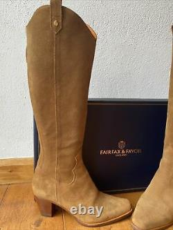Fairfax favor Boot Size 8 Rockingham Boot