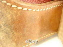 Frye Vtg Cowboy Western Boots Red Lizard Tan Leather Cut-Out Inlay Womens 6 B M