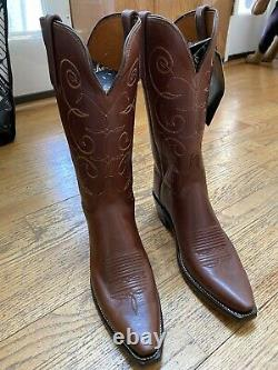 Lucchese womens boots size 9 B Brown/Tan Brand New Never Been Worn NWT
