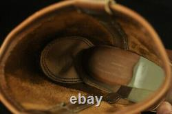 Red Wing Heritage Pecos #1114 Brown Leather Western Work Boots USA Made 10D